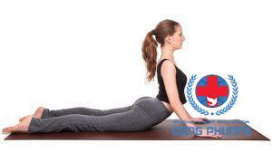 Cách chữa đau bụng kinh nguyệt tại nhà bằng bài tập yoga