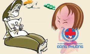 cách trị đau bụng kinh