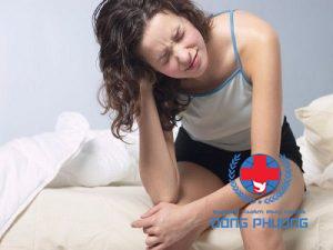 Đặt vòng tránh thai chú ý biến chứng gây đau đầu
