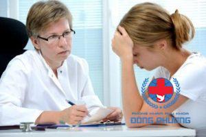 Khi có kinh bị đau bụng dữ dội do bệnh phụ khoa