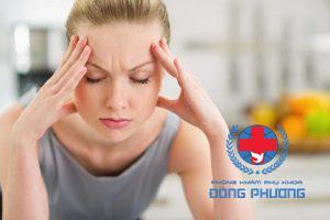 Căng thẳng kéo dài cũng là nguyên nhân gây bệnh viêm nấm ở phụ nữ